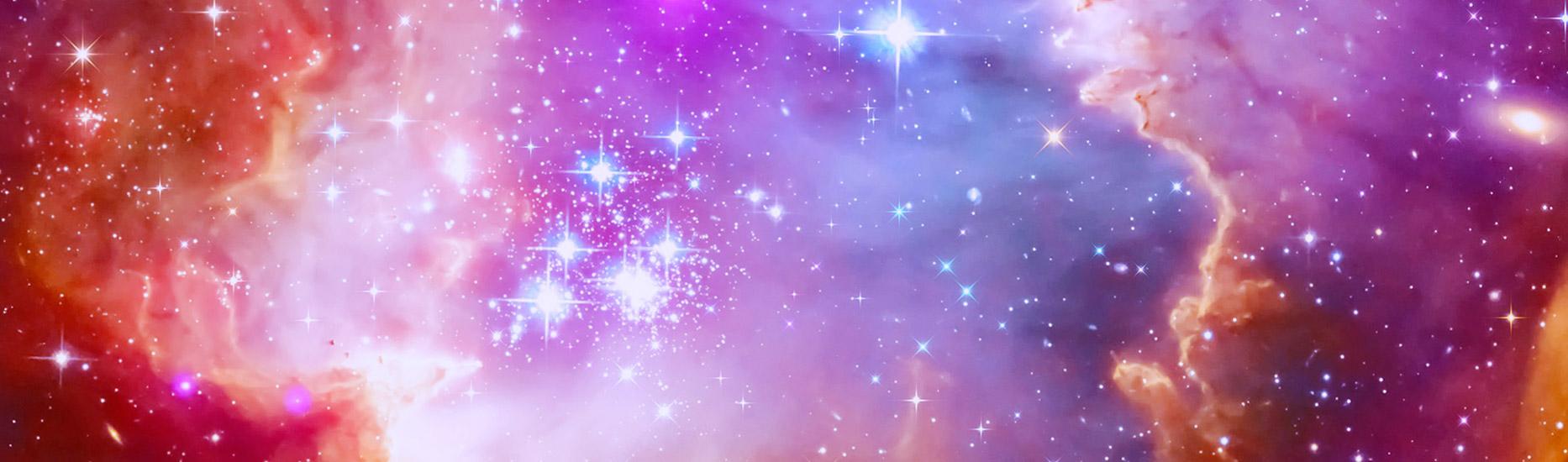 Der offene Hohlraum im Orion