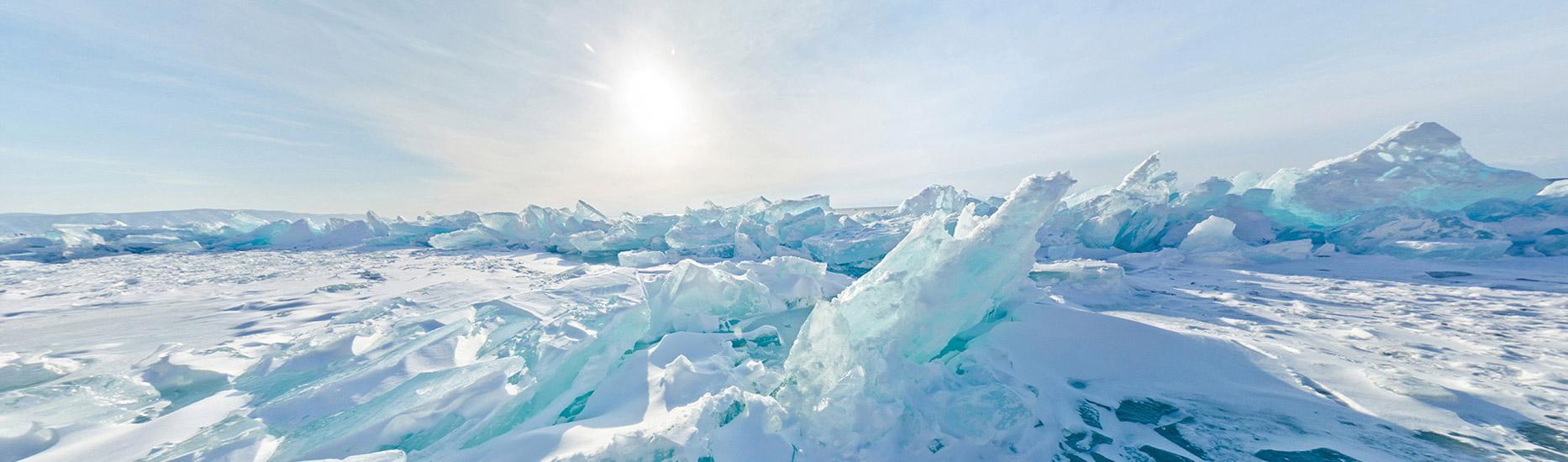 Die Eiszeit – eine Auswirkung der Sintflut