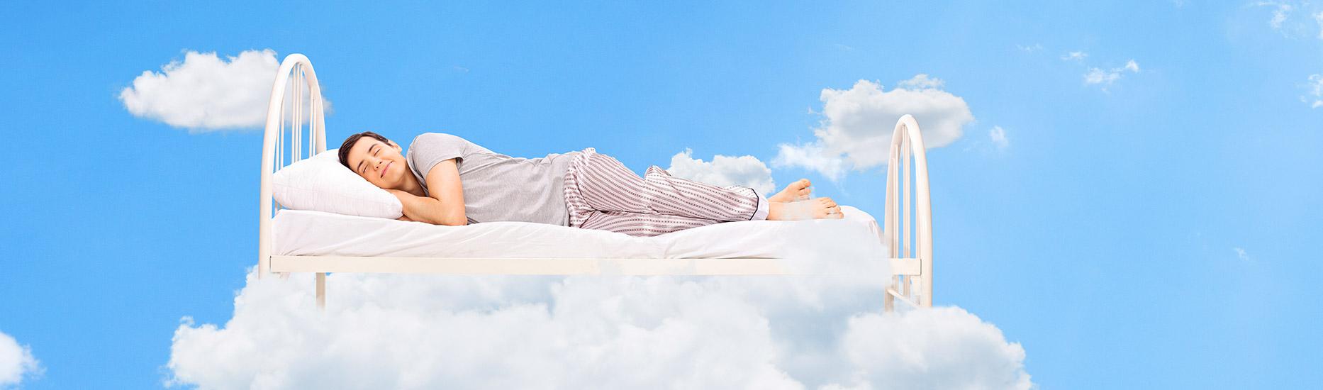 Schlaf dich gesund